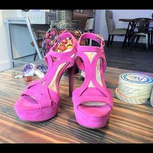 NEW|Jessica Simpson|Platform |6| Pink|Heels
